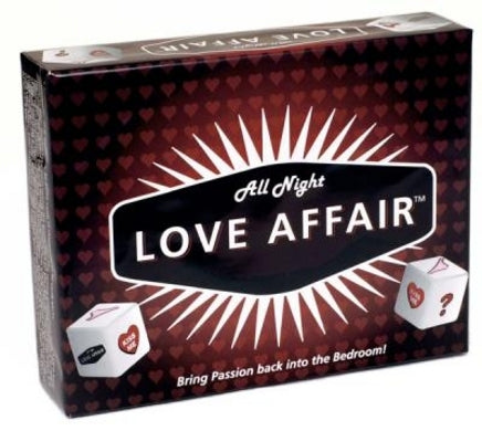 All Night Love Affair Couples Game