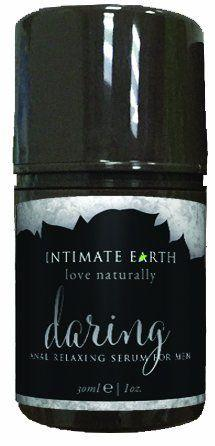 Intimate Earth Daring Anal Gel For Men - 1 oz.