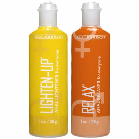 Lighten Up and  Relax 2 Pack Bottles - 1 oz. each