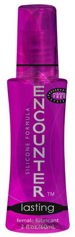 Encounter Lasting Silicone Female Lubricant - 2 oz.