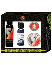 Hemp Seed Tasty Travel Collection