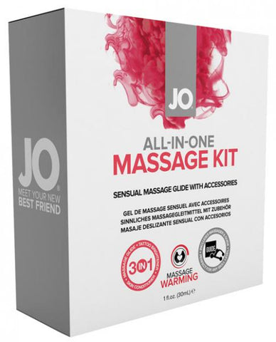 All In One Massage Kit