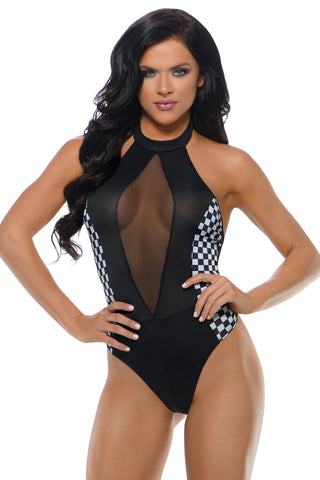 Revved Up Racer Romper Costume
