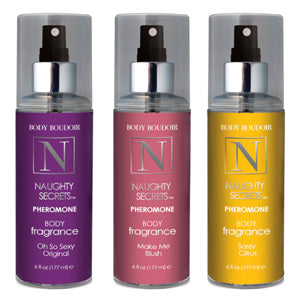 Naughty Secrets Body Fragrance - 6 oz.