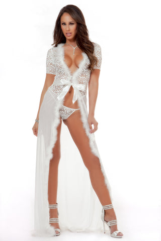 Sexy Glam Night Robe