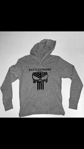 Punisher Tri-Blend Hoodie