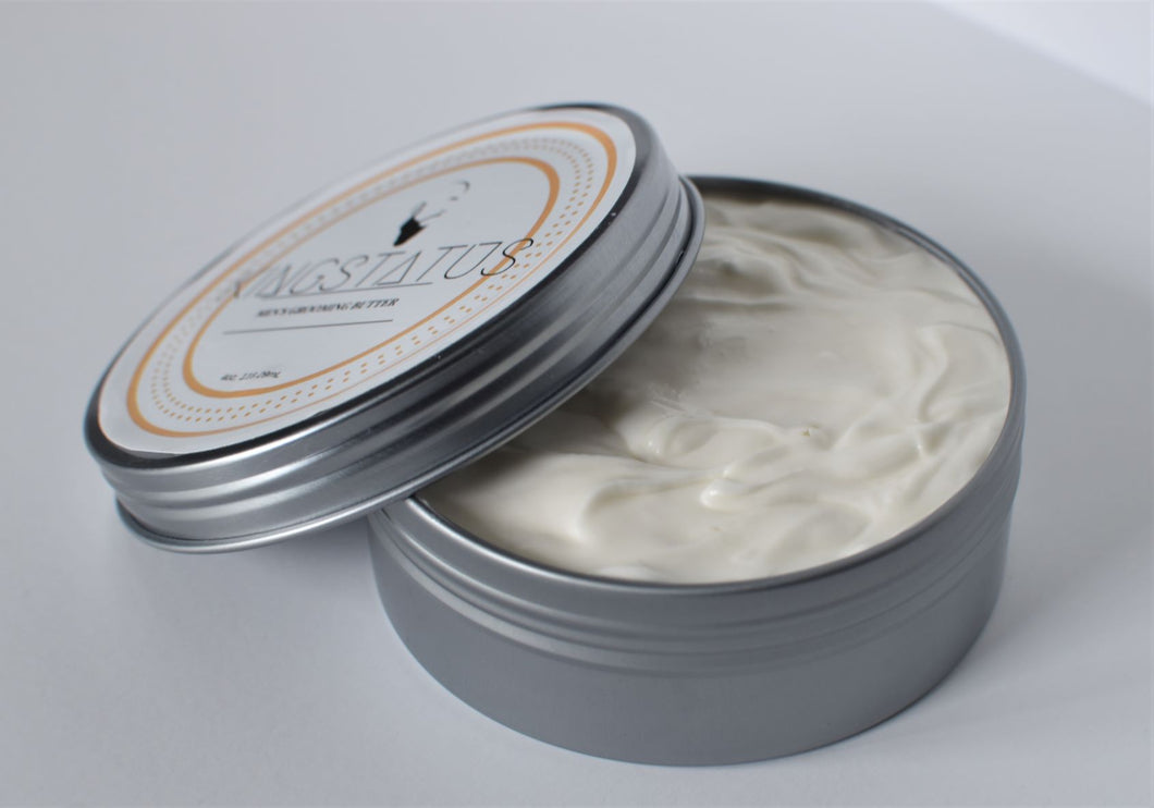 Moisturizing Beard Butter