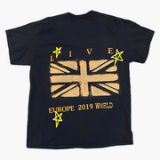 Travis Scott Astroworld Europe Tour London Tee