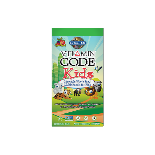 Vitamin Code® Kids Multivitamin