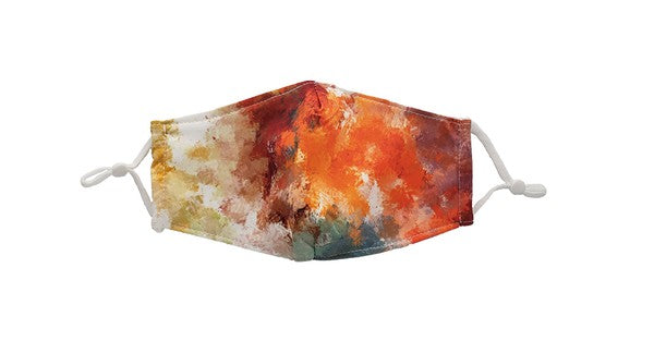 Colorful tie dye face mask from Southern Sunday, the boutique that gives back. Southern Sunday offers the latest in ladies fashion and accessories at affordable prices. Southern Sunday also offers a selection of gifts and home decor items. Southern Sunday is located in Midway, KY, outside of Lexington, Kentucky. Shop Southern Sunday online or in store at their boutique. Free shipping on orders over $75