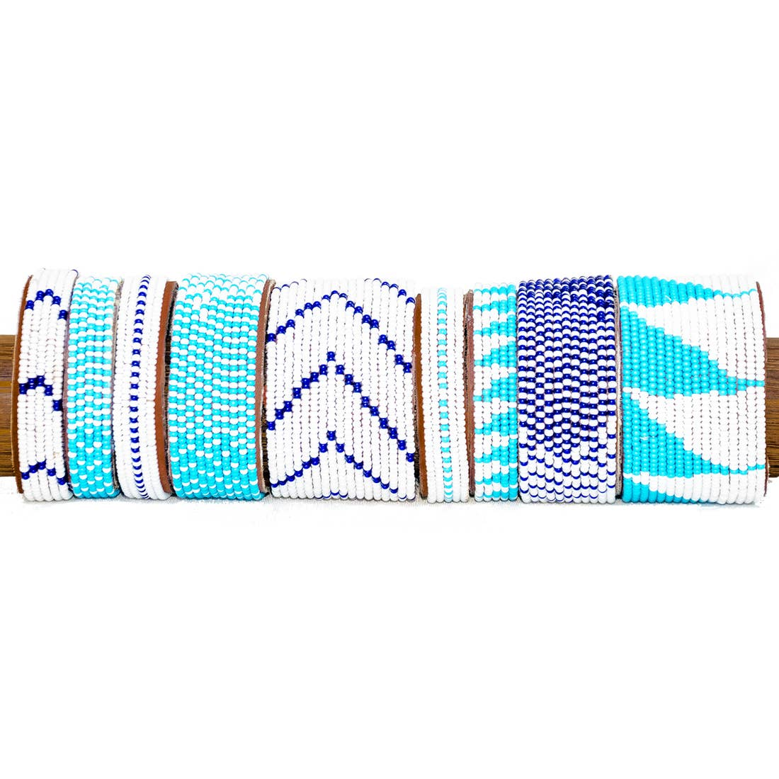 Bead and Leather Swahili Bracelet from Southern Sunday, the boutique that gives back.  Southern Sunday offers the latest in ladies fashion and accessories at affordable prices.  Southern Sunday is located in Midway, KY, outside of Lexington, Kentucky.  Shop Southern Sunday online or in store at their boutique.