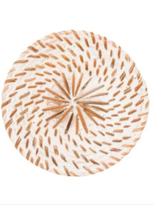 Rattan Coaster Set from Southern Sunday, the boutique that gives back.  Southern Sunday offers the latest in ladies fashion and accessories at affordable prices.  Southern Sunday also offers a selection of gifts and home decor items.  Southern Sunday is located in Midway, KY, outside of Lexington, Kentucky.  Shop Southern Sunday online or in store at their boutique. Free shipping on orders over $75