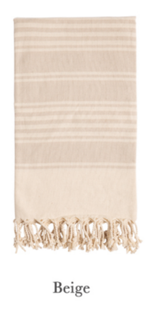 Open image in slideshow, Anatolia Peshtemal Turkish Towel - Various colors to choose from