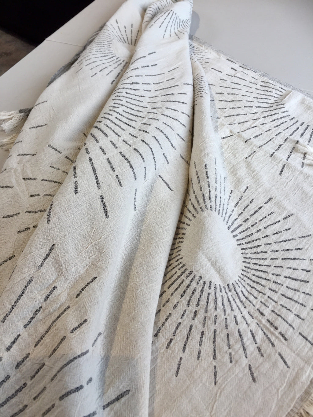 Starburst Turkish Towel or Throw