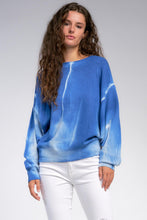 Load image into Gallery viewer, Phoebe Tie Dye - Blue