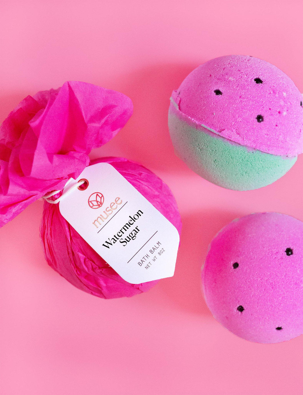 Watermelon Sugar Bath Bomb