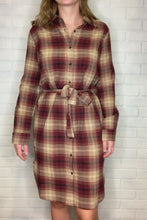 Load and play video in Gallery viewer, Polly Plaid Dress