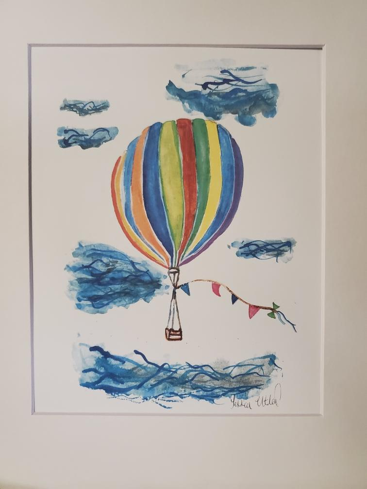 JUA Hot Air Balloon 1