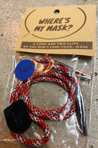 Mask Cords - Youth Size