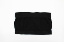 Load image into Gallery viewer, Black Basic Bandeau