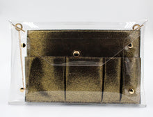 Load image into Gallery viewer, Touchdown Clear Crossbody w/ Removable Compartment
