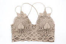 Load image into Gallery viewer, Brandy Lace Bralette