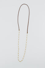 Load image into Gallery viewer, Cherrah Boho Layering Necklace - Pearl