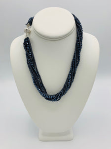 "Safari 18"" Beaded Necklace"