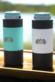 Toadfish Non-Tipping 12oz Slim Can Cooler - Teal