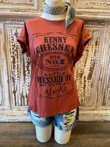 Vintage Band Tee - Kenny Chesney
