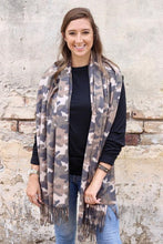 Load image into Gallery viewer, Alstead Camo Scarf