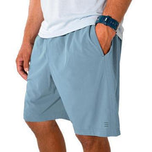 Load image into Gallery viewer, Men's Free Fly Bamboo Hybrid Shorts Denim Blue