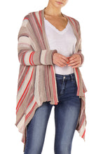 Load image into Gallery viewer, Alli Multi Stripe Sweater
