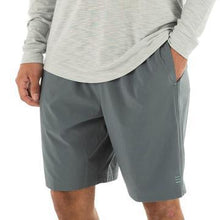 Load image into Gallery viewer, Men's Free Fly Bamboo Hybrid Shorts Grey