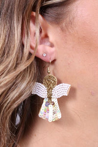 Gabriel Angel Earring