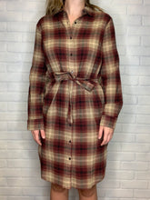 Load image into Gallery viewer, Polly Plaid Dress