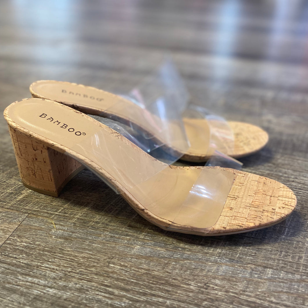 Headline Translucent Sandal