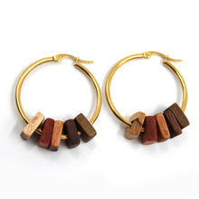 Load image into Gallery viewer, Molly's Angie Earrings-Gold