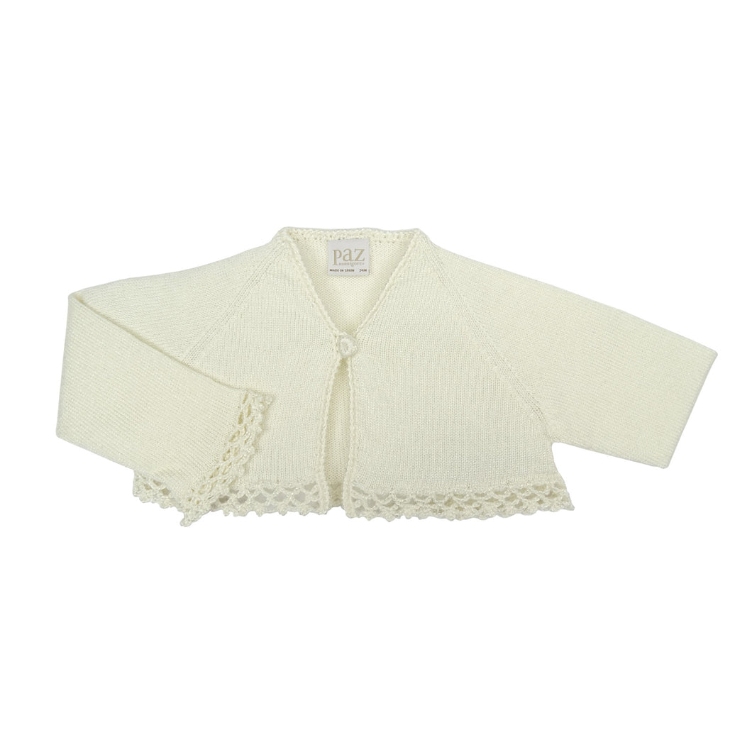 Paz Rodriguez Knitted Cardigan