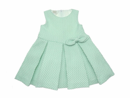 Paz Rodriguez Dress Green - Isla