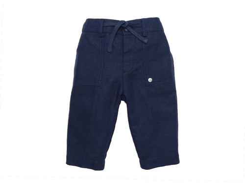 Paz Rodriguez Baby Navy Trousers