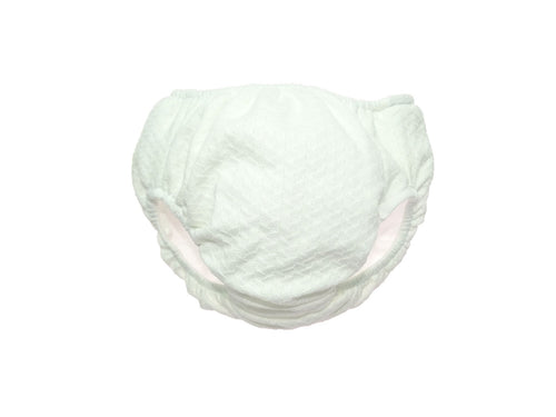 Paz Rodriguez White Knickers