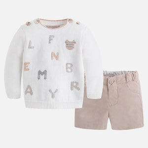 Mayoral Baby Boy 3 Piece Set