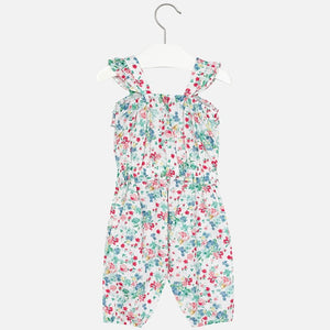 Mayoral Baby Girl Long Romper