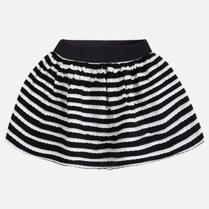 Mayoral Striped Skirt for Girl