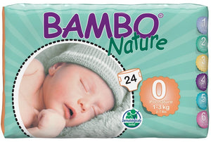 Bambo Nature Diapers Premature