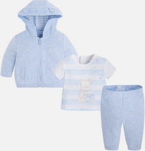 Mayoral Baby Unisex 3 Piece Tracksuit