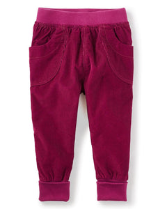Tea Collection Corduroy Cuffed Pants