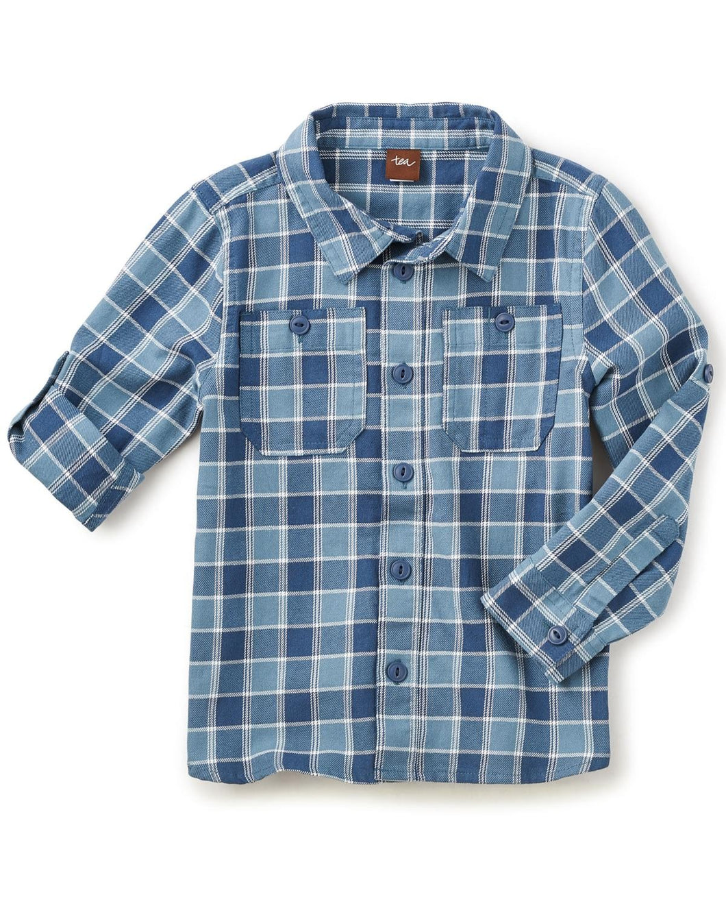 Tea Collection Katsu Plaid Shirt