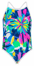 Tropical Neon Swimsuit